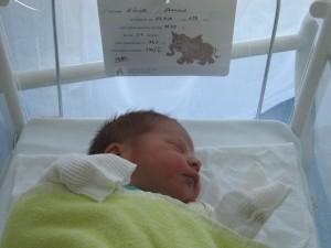 Leonard 23.07.2012 Geburt
